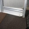 DIY・浴室の折戸を交換する。
