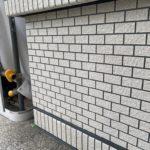 オフィスビル外壁タイル張り?(塗装工法)
